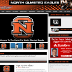 North Olmsted Athletics Page Top 5 in Ohio