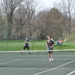 NOHS Boys Tennis Meeting Information