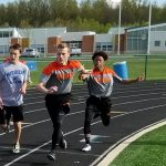 North Olmsted City Schools Boys Middle School Track & Field finishes 1st place