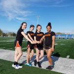 North Olmsted City Schools Girls Middle School Track & Field finishes 2nd place