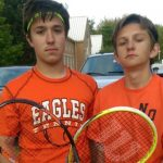North Olmsted City Schools Boys Junior Varsity Tennis finishes 6th place