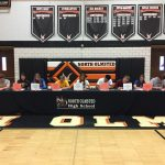 Senior Signing Day – College Athletics