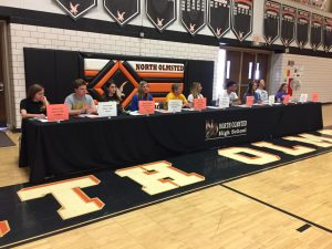 College Athlete Signing Day Pictures – May 2017