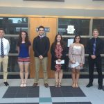Eagle Athletic Boosters Scholarship Winners