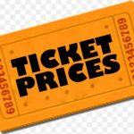 NOHS and NOMS Athletic Event Ticket Prices 2017