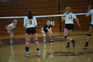 Volleyball VS Lakewood 9-5-17