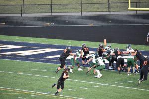 Varsity Football VS Westlake 9-22-17
