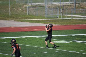 JV Football VS Westlake 9-23-17