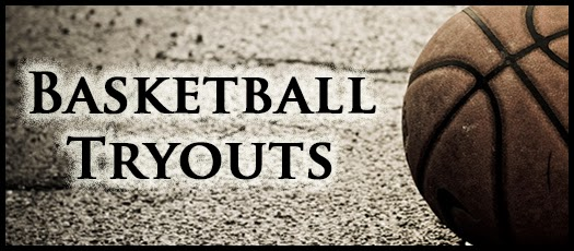 Boys Middle School Basketball Tryout – Information
