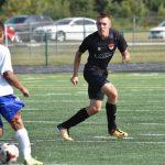 Boys Varsity Soccer game vs Midview 8/26/17