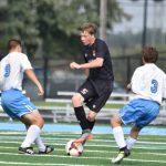 Boys JV Soccer game vs Willoughby South HS 10/14/17