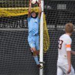 Boys Varsity Soccer game at Crew Stadium vs Wadsworth 10/7/17