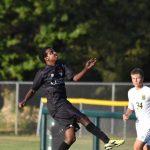 Boys JV Soccer game vs Amherst 9/27/17
