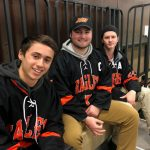 Hockey – All League Honors Announced (Red Division)