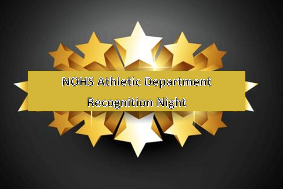 Spring Sports Recognition Night – May 21st – 6:00 PM
