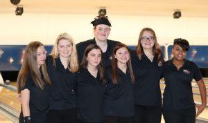 Lady Bowling team