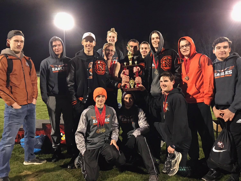 Boys Track and Field team wins The Brookside Invitational