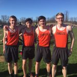 NOHS School Records- Boy's Track and Field