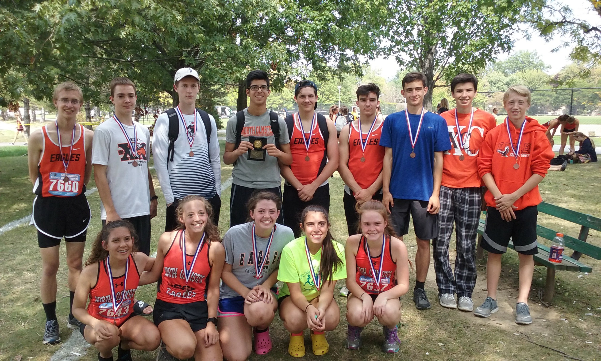 NOHS & NOMS Cross Country Information