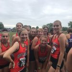 Girls Varsity Cross Country finishes 12th place at Tiffin Invitational