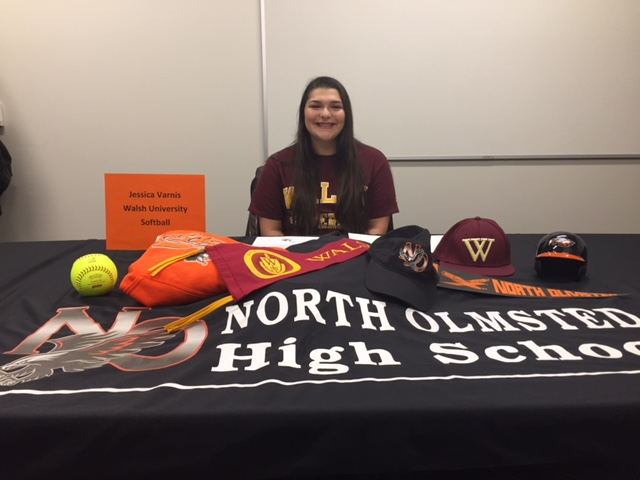 Jessie Varnis – Heading to Walsh for Softball