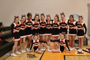 7th & 8th Grade Cheerleaders -