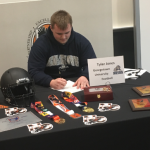 Tyler Jones officially signs at Georgetown