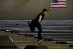 Bowling at SWC Postview Tournament