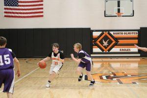 7th grade Orange vs Avon