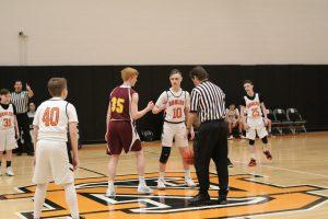 7th-grade Orange vs Avonlake