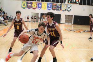 8th-grade Orange vs Avonlake