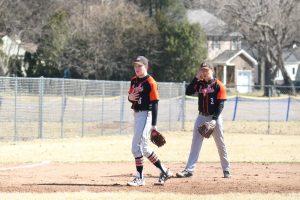 Varsity Baseball vs Bay