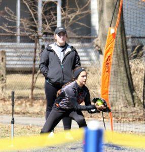 Girls Varsity Softball vs Bay