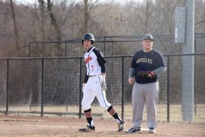 Varsity Baseball vs Garfield Heights