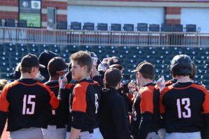 Varsity Baseball vs Avon at Crushers Stadium