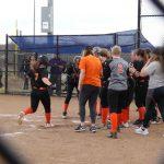 Varsity Softball vs Lakewood 4/8
