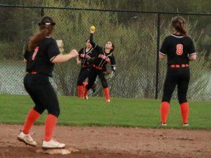 Varsity Softball vs North Ridgeville