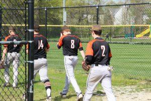 Varsity Baseball @ Berea-Midpark