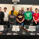 Senior Signing Day