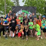 Eagles compete in the Black Swamp Dash