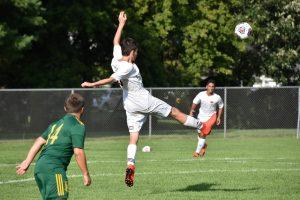 2019 Boys Junior Varsity Soccer game vs Amherst 8/28/19