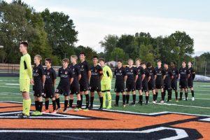 2019 Boys Varsity Soccer game vs Elyria 9/7/19