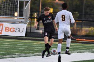 2019 Boys Varsity Soccer vs Cleveland Hts 9/9/19