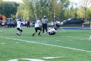 Eagles vs North Ridgeville Varsity football