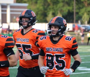 NOHS vs Amherst