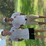 Boys Varsity Golf finishes 12th place at OHSAA Sectional Tournament