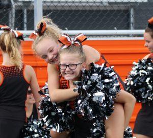7th & 8th grade Cheerleaders