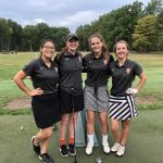 Girls Varsity Golf finishes 13th place at OHSAA Sectional Tournament