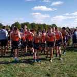 Boys Varsity Cross Country finishes 7th place at SWC – Boys