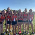 Girls Varsity Cross Country finishes 9th place at SWC – Girls
